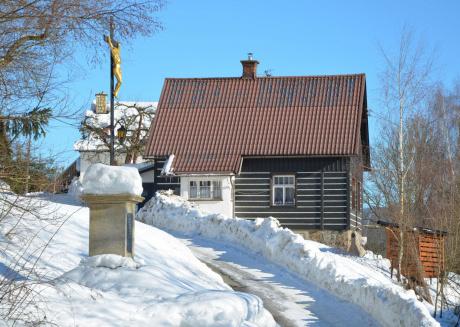 Cozy Holiday Home near Ski Area in Bohemian