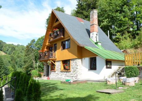Luxury Chalet near Ski area in Benecko
