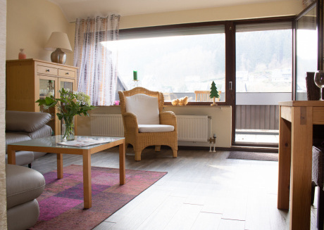 Beautiful Apartment in Silbach with Balcony