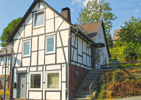Beautiful Holiday Home in Winterberg Sauerland with Garden
