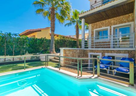 NEW Bonita casa con piscina en Son Serra 2