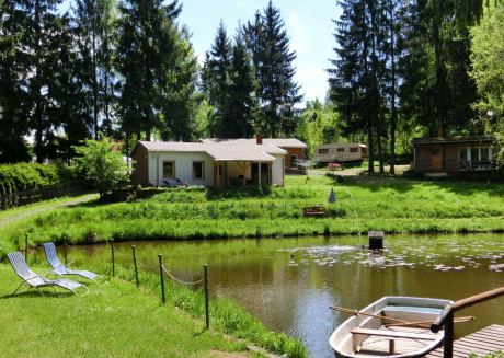 Cosy Holiday Home in Thuringia with Sauna