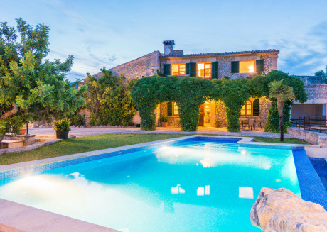 AUXELLA GRAN - Villa for 7 people in Moscari.