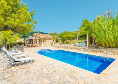SON DURÍ - Villa for 5 people in Mancor de la Vall.
