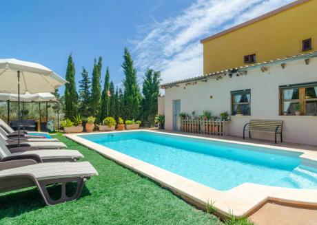 ES CIPRESOS - Villa for 9 people in Porto Cristo.