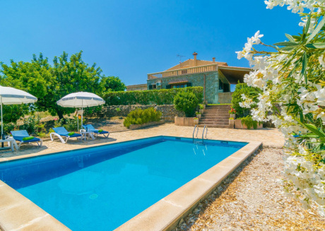 CANTABOU SA COMA DINCA - Villa for 8 people in Moscari.