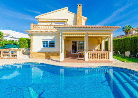 BAHÍA GRANDE - Villa for 8 people in Bahía Grande.