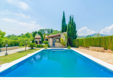 SES TANQUETES - Villa for 4 people in CAIMARI.
