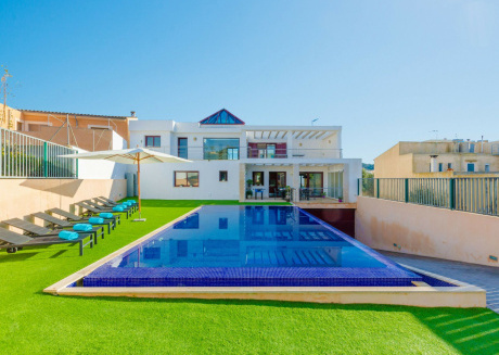 VILLA PUIGVERD - Villa for 8 people in Felanitx.