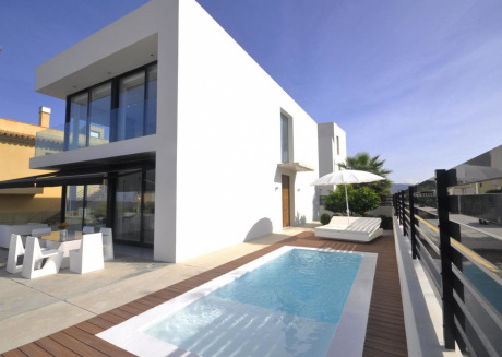 Luxurious Holiday Home with Pool in Balearic islands