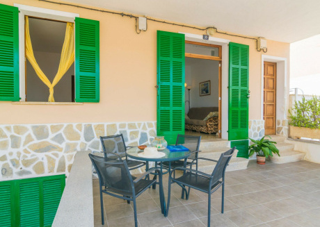CASA TRADICIONAL CAN PICAFORT - Apartment for 6 people in Can Picafort.