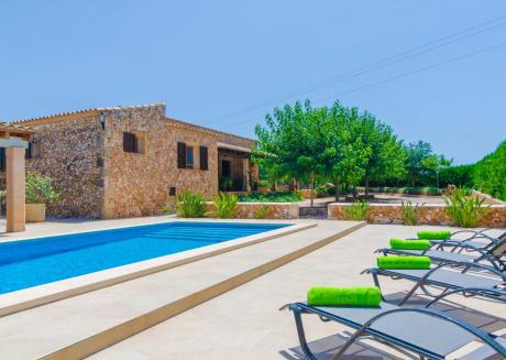 AUBADALLET - Villa for 4 people in Vilafranca.