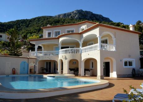 Wonderful Villa in Calpe near the Sea