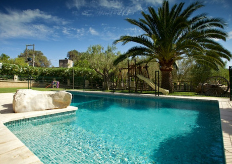 Luxurious Holiday Home in Manacor with Private Pool