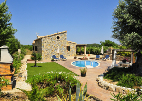 Luxurious Holiday Home with Private Pool in Selva