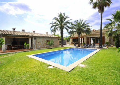 Boutique Holiday Home in Inca Majorca with Private Pool