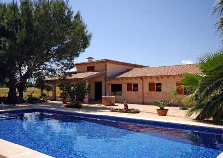 Spacious Mansion in Santa Margalida with Private Pool