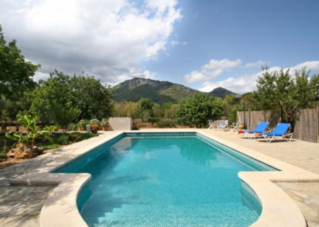 Beautiful Holiday Home In Campanet With Swimming Pool