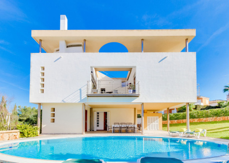 Luxurious Villa in Son Verí Nou with Swimming Pool