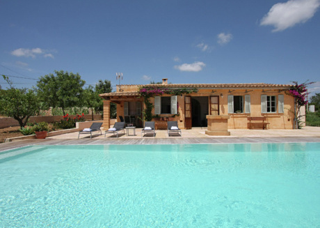 Luxurious Holiday Home with Private Pool in Manacor Majorca