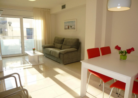 Modern Apartment in Roses Spain, 150 m from Beach