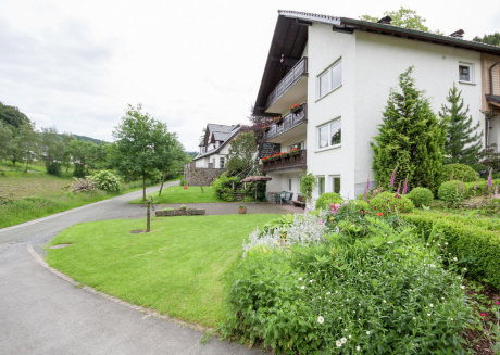 Charming Apartment in Schmallenberg with Terrace