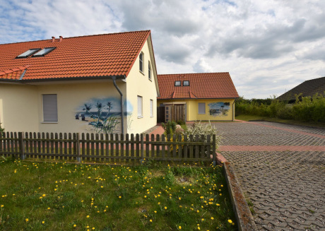Lovely Apartment in Boiensdorf am Salzhaff with Barbecue