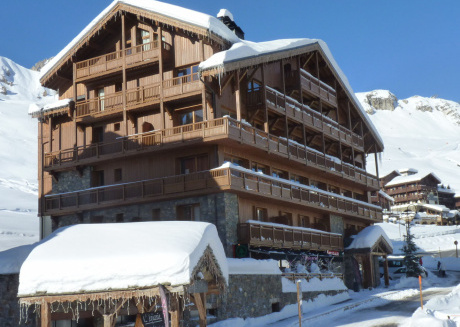 Cozy apartment, at just 300 m. from the slopes in Tignes