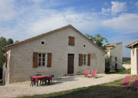 Comfortable holiday home with huge private property and fantastic view