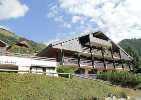 Comfortable apartment located in the heart of the Portes du Soleil ski area