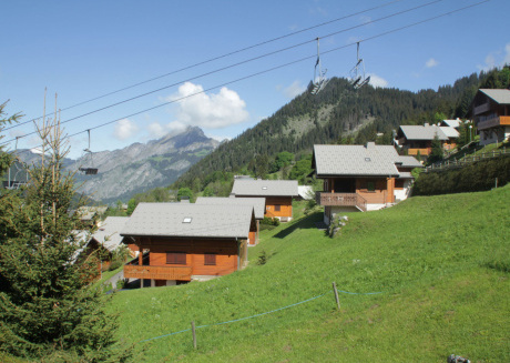 Apartment near the ski lifts, ideal for families