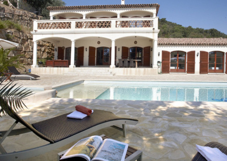 Luxury Villa with Private Swimming Pool in Sainte-Maxime