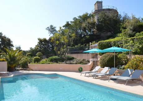 Cozy holiday home close to Sainte-Maxime