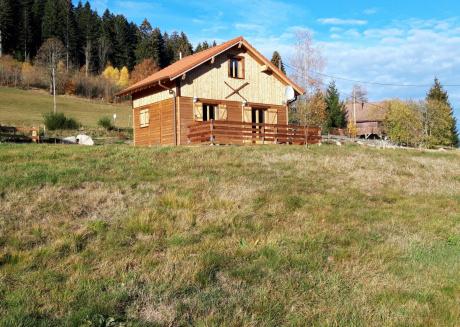 Cozy Cabin near Ski Slopes in Gerardmer