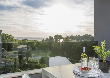 Lavish Apartment in Rovinj Croatia With Sea View