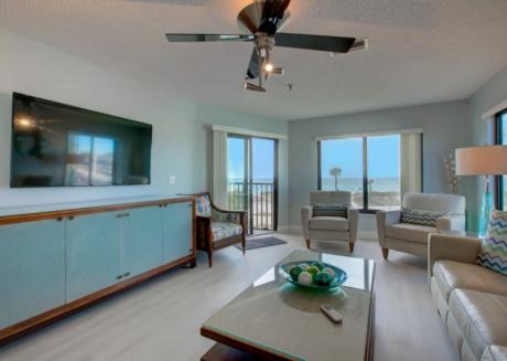 Anna Maria Island 2 Bedroom Condo with Gulf View