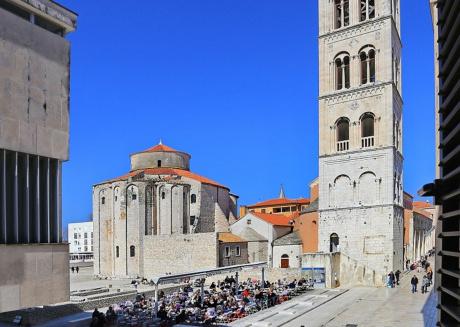 Downtown apartment Dajana in Zadar, Croatia