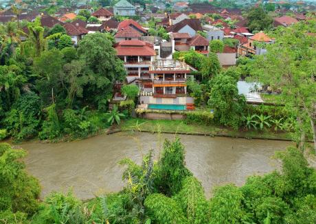 Little Ubud River View Seroja Villa