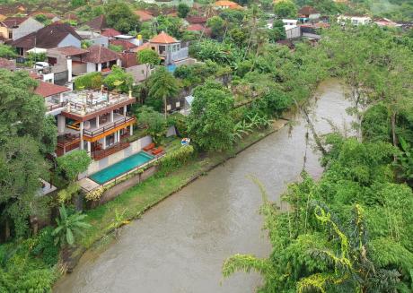 Little Ubud River View Diamond Villa