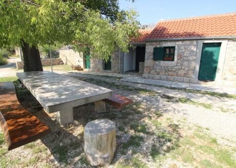 Luxurious Quaint Sea-View Holiday House in Seline, Croatia