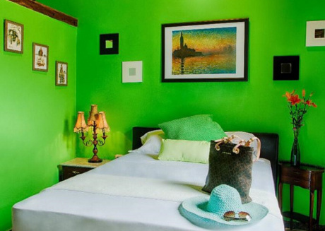 spacious room in las palmas houses Santa Marta