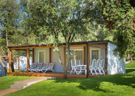 Comfortable chalet with two bathrooms, 4.5 km. from Rovinj