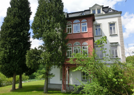 Delightful Apartment near Borstendorf with large terrace