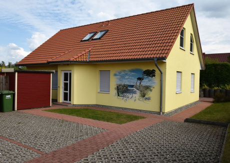 Sporty Holiday Home in Boiensdorf with Terrace