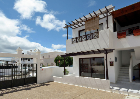 Comfortable apartment just 150 m from the beach of Playa Honda
