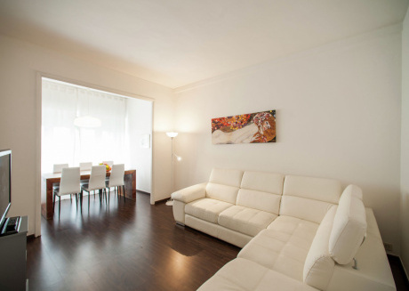 Spavious Apartment in Rome with city view
