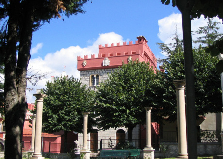 Spacious, luxury apartment in Castle Giuliopoli  with Pool
