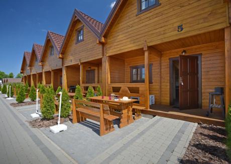 Cozy Cottage in Mielenko Poland near Sea