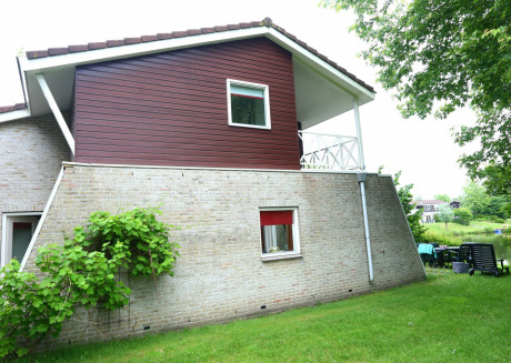 Comfortable holiday home, on a holiday park with various facilities