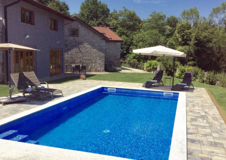Spacious Holiday Home In Podgrad With Private Pool